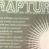 Mr. Bill, ESP Woody Mcbride & Jon Williams (SF) @ Rapture, WISCONSIN (1994)