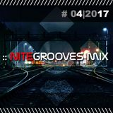 :: nitegrooves mix | Deep House, Tech House & Progressive House | 04/2017