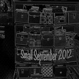 small september 2012 digs