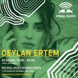 RBMA Radio - 20.11.2016 Konuk: Ceylan Ertem (Canlı Performans)