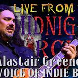 LIVE From the Midnight Circus Featuring Alastair Greene