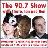 The 90.7 Show Episode 05 - Public Transport (03/09/2017)
