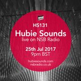 Hubie Sounds 131 - 25th Jul 2017