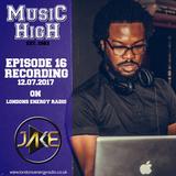 Music High Radio Show - Episode 16