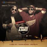 2015.04.25 - Amine Edge & DANCE @ XXXPerience, Curitiba, BR