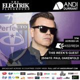 Electrik Playground 25/4/15 inc Paul Oakenfold Guest Session