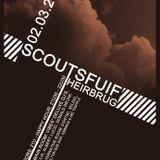 Albert Lucid - Live @ Scoutsfuif Heirbrug 02/03/13
