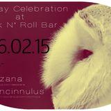 CINCINNULUS@Birthday Celebration