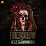 Freaqshow 2014 | Frequencerz Presents The Freq Show
