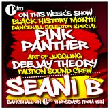 Art of Juggling Guest Mix for Seani B's show on BBC 1xtra