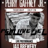PGJR LIVE SET FROM JAX ON THE RIVER