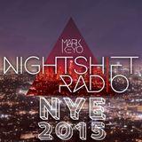 #027 NightShift Radio with Mark Keyo | NYE 2015 Mix