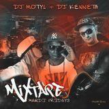 DJ Motyl - Mardi Fridays
