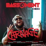The Bassment Special w/ Carnage 02.23.18 (Hour Two - DJ E-Rock)