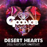 GOODJOB LIVE - Desert Hearts 2-year Anniversary Mixtape Contest 2014