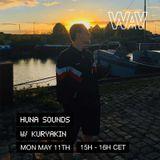 Huna Sounds w/ Kuryakin for We Are Various | 11-05-20