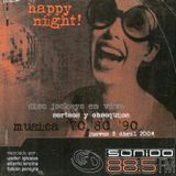 Happy Night! - Sonido 88.5 FM