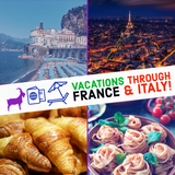 Show 245: Vacation Time in France & Italy!