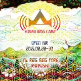 MASARU-Sound Bass Camp live mix 2015