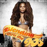 S.O.U.L. Productions Presents: DJ Manifest - Blending Thru The 90s V2: The Lost Mixtape