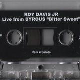 Roy Davis Jr. - Live At Bitter Sweet, Toronto, 1999