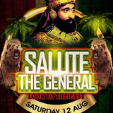 Salute the General Look to the East
