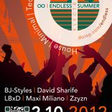 David Sharife 1h live from the Endless Electronic Summer Event
