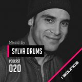 PODCAST 020 Mixed by  SYLVA DRUMS