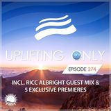 Ori Uplift - Uplifting Only 274 (incl. Ricc Albright Guestmix) (May 10, 2018) [All Instrumental]