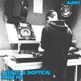 J Kenzo b2b Skeptical – Rinse FM (4 hrs) – 31/03/2014