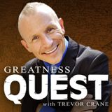 #93: You Are The Author Of Your Story - Daily Mentoring w/ Trevor Crane #greatnessquest