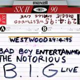 Biggie Smalls & Craig Mack Live @ Hammersmith Palais London 19 March 1995 [REMASTERED]