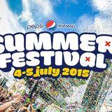 Dannic FULL SET @ SummerFestival Antwerp, Belgium 2015-07-04