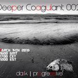 Paul Ross - Deeper Coagulant 002 on TM RADIO - March 2015