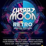 dj's Mike Thompson & Alain Faber @ Cherry Moon Retro winter edition 23-01-2016