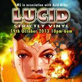 DJ Jedi @ Lucid October 2013