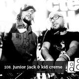 Soundwall Podcast #108: Junior Jack & Kid Crème