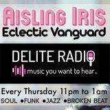 Aisling Iris Eclectic Vanguard on Delite radio 01-03-18