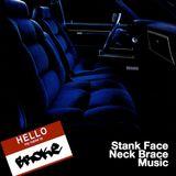 Stank Face Neck Brace Music