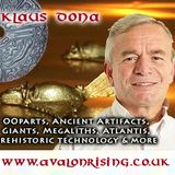 KLAUS DONA - Ooparts, Ancient Artifacts, Atlantis, Giants - 1/3/11