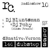 Vernon & dBnative w/ Bluntsman & Pohy (itw) - 25 juin 2016
