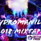 HYDRO MANILA MUSIC FESTIVAL 2018 MIXTAPE - DJ CATHY FREY