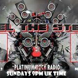 Feel The Steel Featuring Exclusive track and interview from Cats In Space PLUS Radio Sun & Supremacy