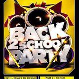 Back 2 school DJ Franky Jones 02-05-2015