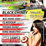 DJ ENGLISH FIRE (BLACK CHINEY) PART 2 AUDIO - HUDDERSFIELD 8/4/12