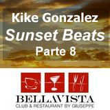 Kike Gonzalez - Sunset Beats @ Bellavista by Giuseppe Parte 8