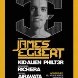 Live set from TEMPLE sf closing for JAMES EGBERT feb. 8th 2014