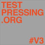 Test Pressing - 8th October 2014
