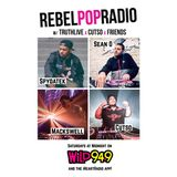 Wild 949's Rebel Pop Radio - Guest Set - 9.16.17