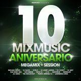Mixmusic Megamix 10º Aniversario